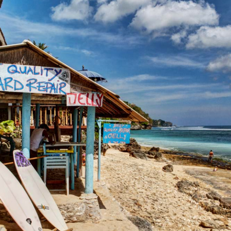 Surfer's Guide to Canggu
